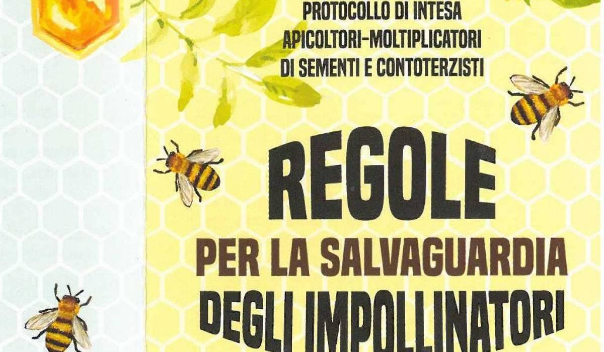 Regole per la salvaguardia degli impollinatori